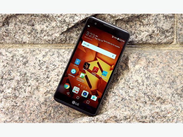 LG X Power Celular Phone (Model LG-X210)