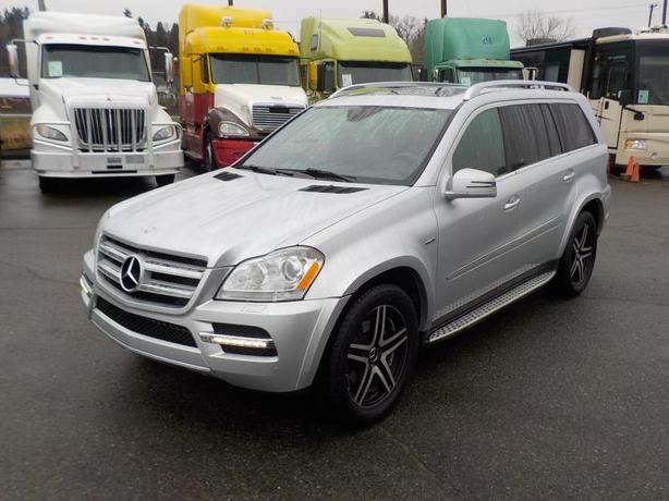 2012 Mercedes-Benz GL-Class GL350 BlueTEC Diesel with Third Row Seating