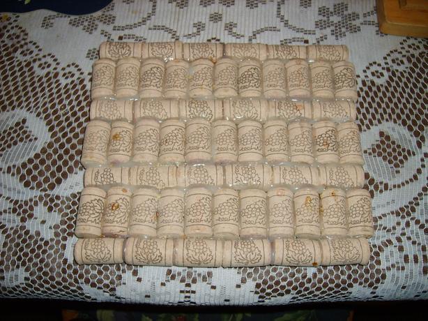 used uniform size corks