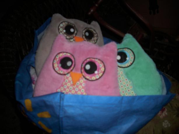 Owl Stuff and More