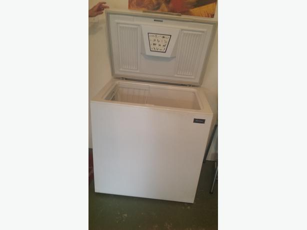 KENMORE WHITE APARTMENT SIZE FREEZER