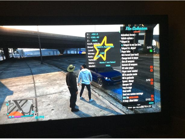Jailbroken PS3 $200 Gta 5 Online Mods
