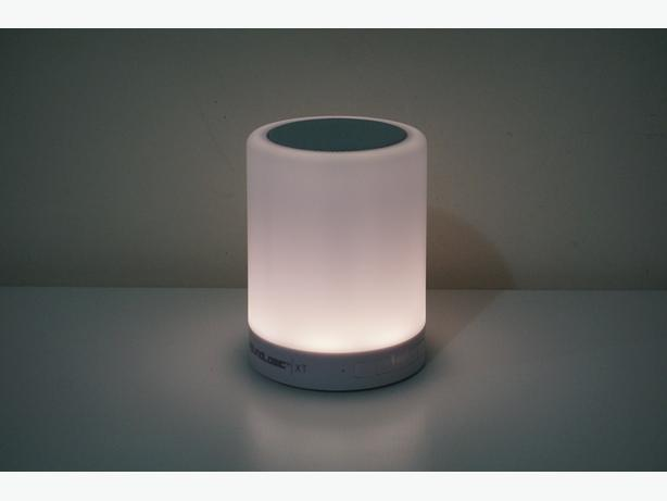 Sound Logic - Bluetooth Speaker / Lamp