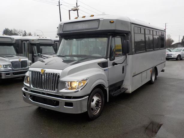 2013 International 3000 22 Passenger Bus Diesel with Wheelchair Accessibilty