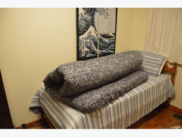 FREE: futon in good condition