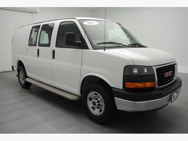 "2016 Savana 2500 Cargo Van. Call ""Les the CarGuy"" Today!!!"