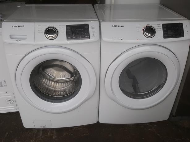 Samsung Front Load Washer and Dryer *Almost New*