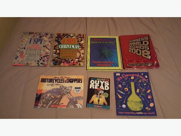 Children's Books (Prices In Description)