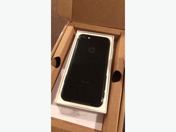 new iphone 7 128gb jet black