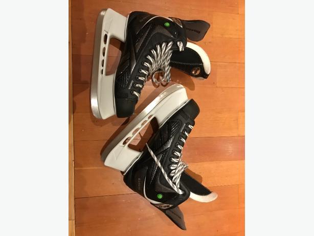 Reebok SC87-10 Ice Skates Size 9.5