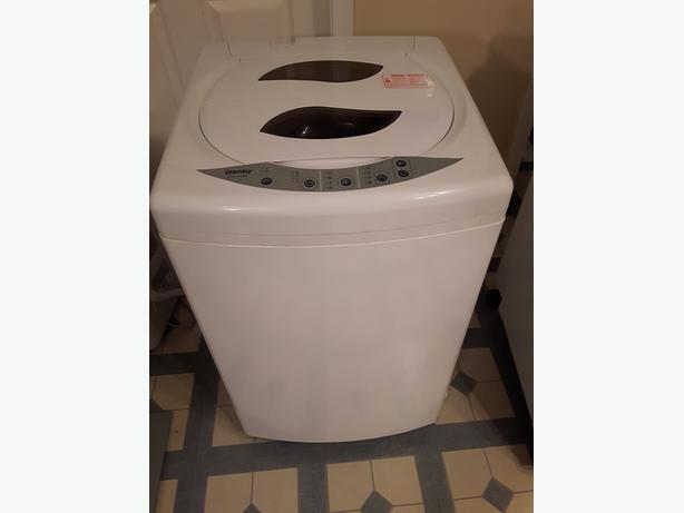 MOVING SALE - Danby Apartment Size Washer