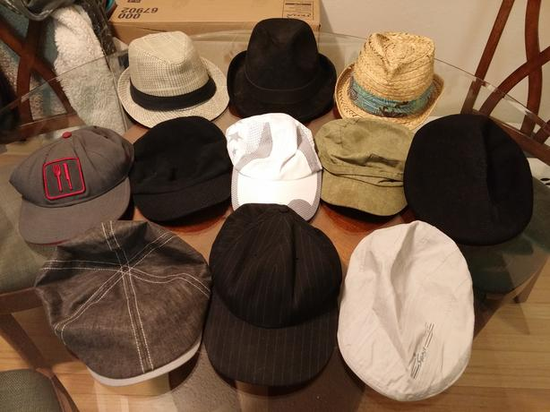 Men's tooks and hats
