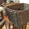 3 x wicker basket