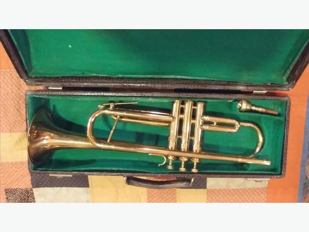 1950's Wohlrab Trumpet