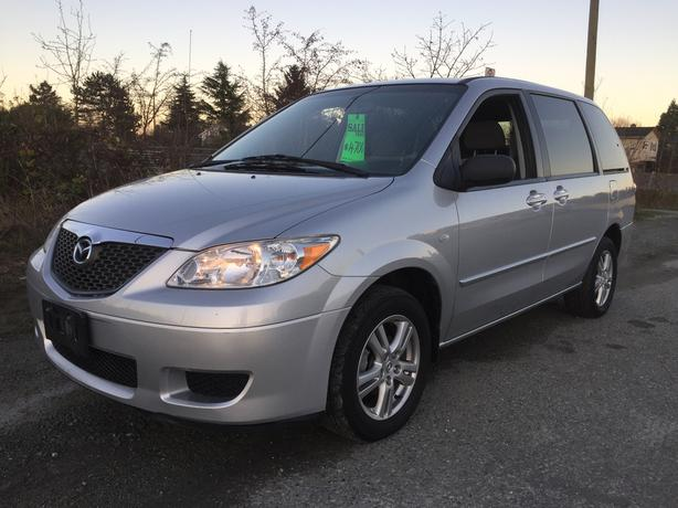 2005 MAZDA MPV***LOW KMS