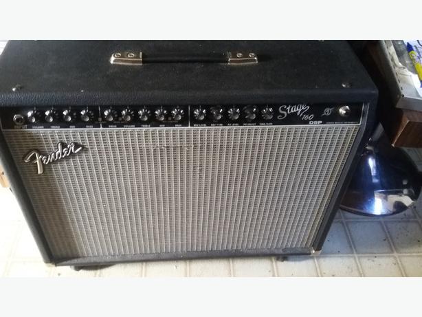 FENDER DSP 160 STAGE AMP