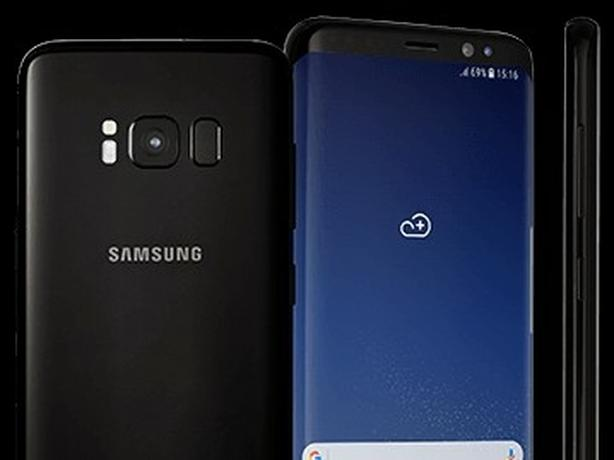 Samsung Galaxy S8 - Unlocked - 64gb