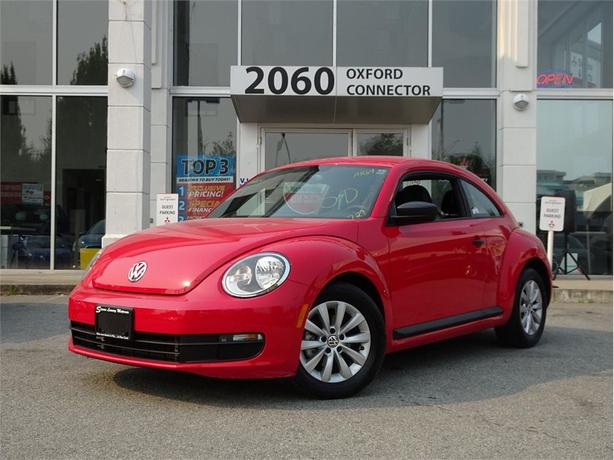 2015 Volkswagen Beetle ALLOY WHEELS, HEATED SEATS, POWER GROUP