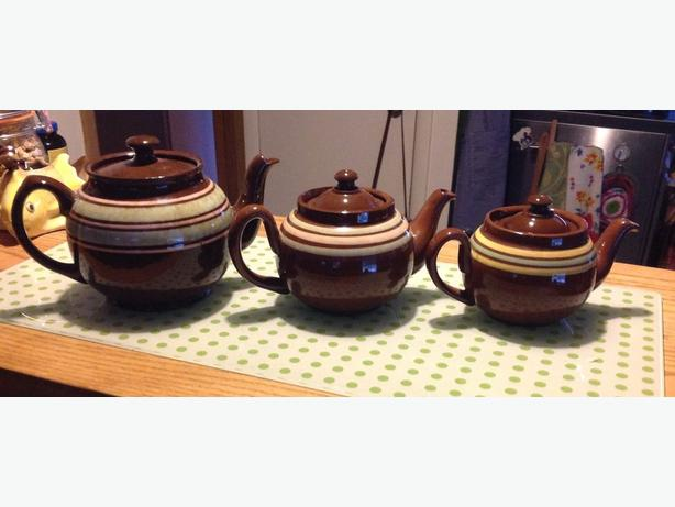 WANTED:  Brown Betty tea pot