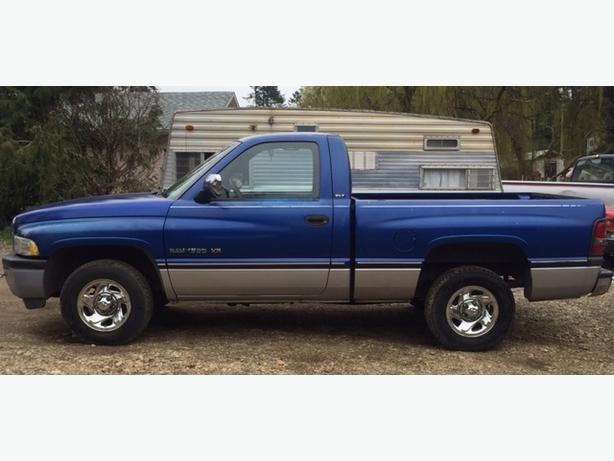 dodge truck 2500 obo