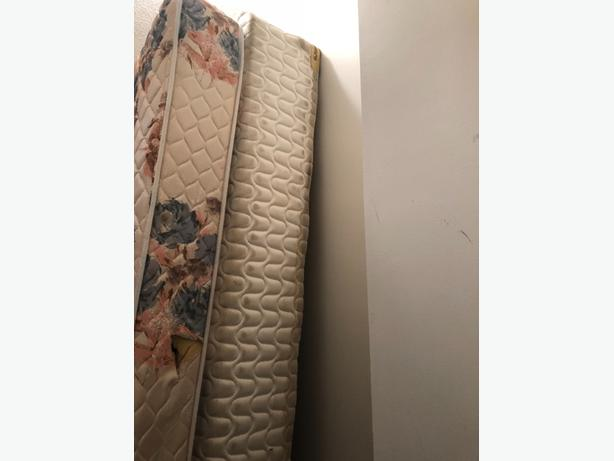 FREE: Queen Mattress and Box Spring