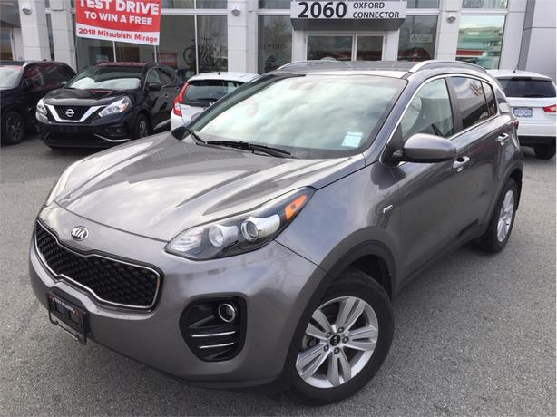 2017 Kia Sportage LX, AWD,  HEATED SEATS, USB CONNECTION