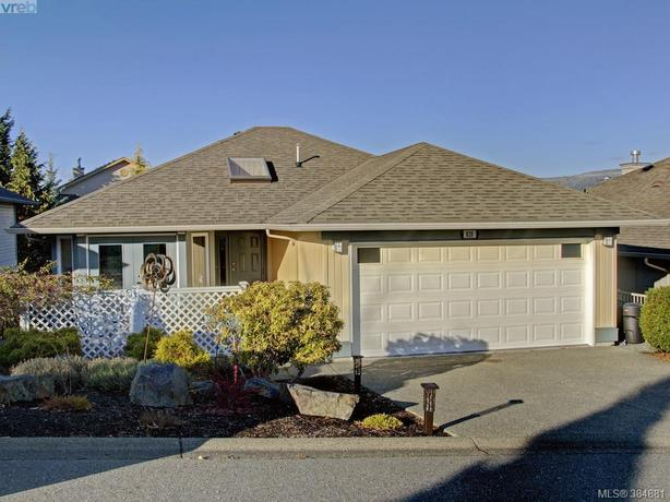 Features of the home include upgraded kitchen with gas range