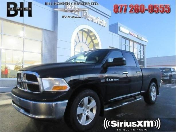 2012 Ram 1500 SLT - Air - Tilt - Cruise - $163.48 B/W