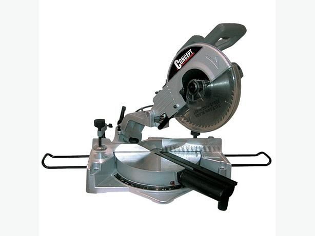 "Concept Model MS100 10"" Sliding Compound Miter Saw"