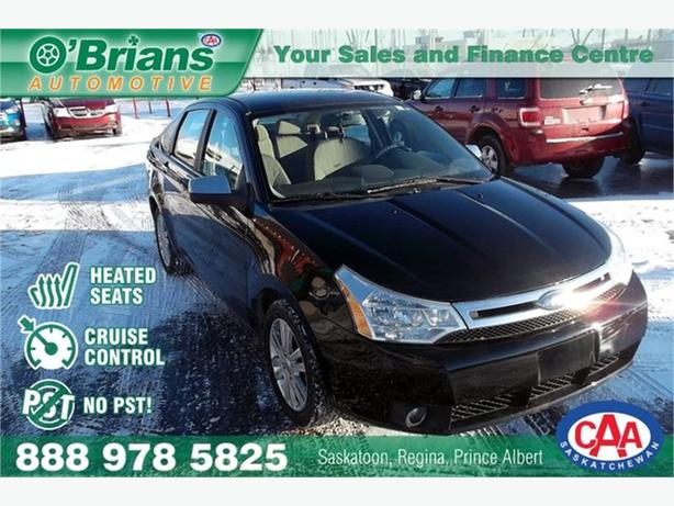 2010 Ford Focus SEL - No PST!