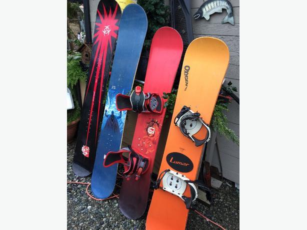 Snowboards Plus