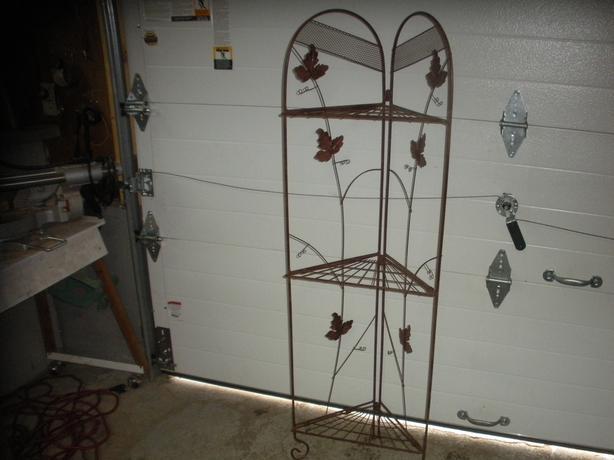 ESTATE SALE-Indoor/Outdoor Plant stand