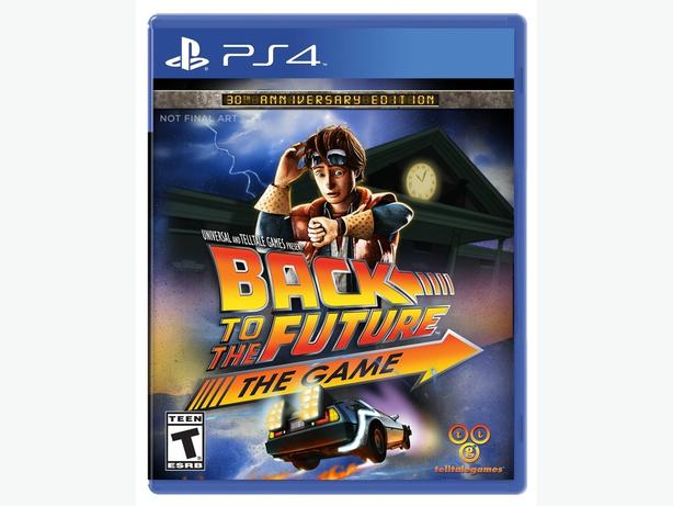 Back to the Future Game: 30th Anniversary Edition (PS4)