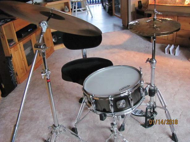 Drum upgrades in Duncan