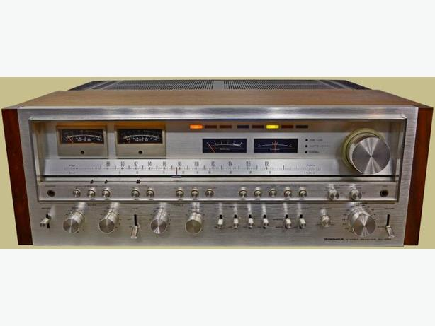 WANTED: Giant Pioneer SX, Marantz, Kenwood, Sansui receivers or amps