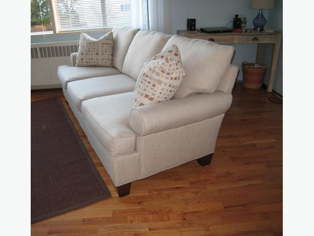High Quality Barrymore Sofa / Couch from Jordans Fine Furniture, Clean