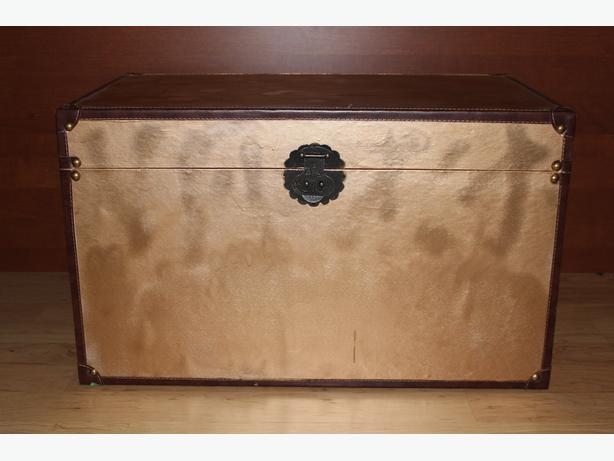 X-Large Vintage Trunk
