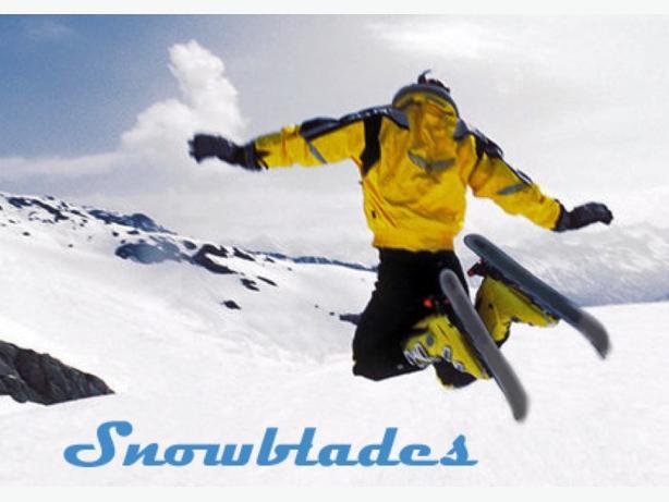 SnowBlades