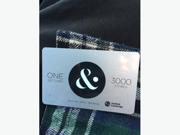 200 Mayfair Gift Card