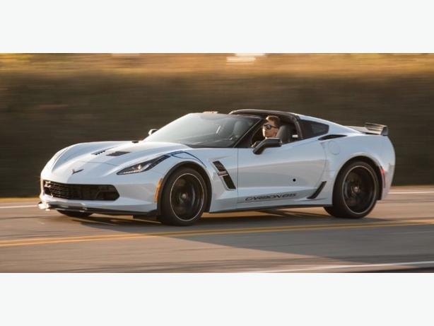 "Rare 2018 Chevy Corvette Carbon 65. Call ""Les the CarGuy"" Today"