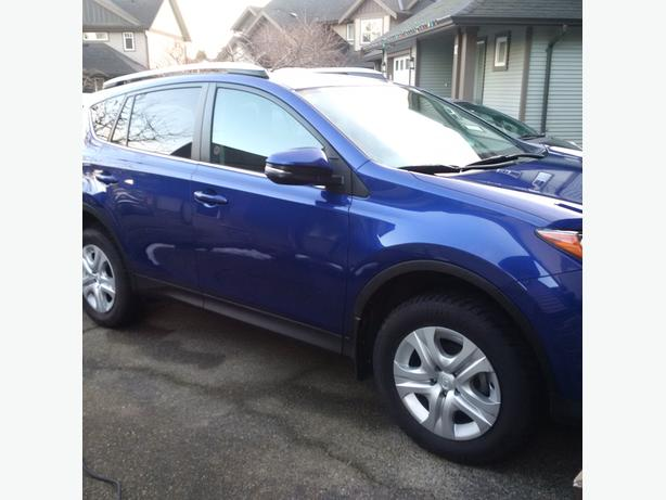 Immaculate 2015 Rav4 LE FWD