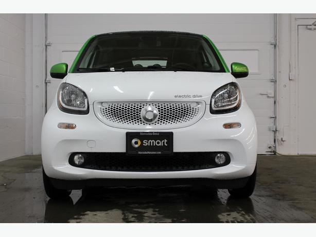 smart electric fortwo electric drive coupe'