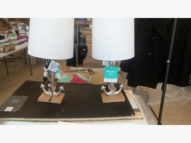 Brand new lamps $25 each