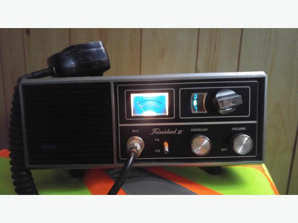SBE Trinidad II CB Radio Base - 50.00 FIRM