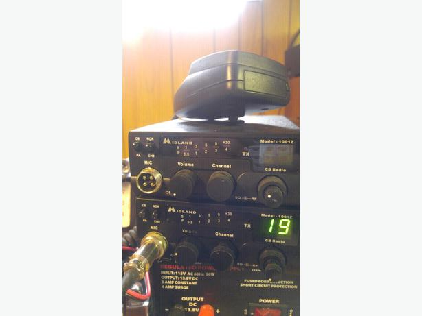 **READ AD**Midland 1001Z 40Channel CB 30.00 FIRM