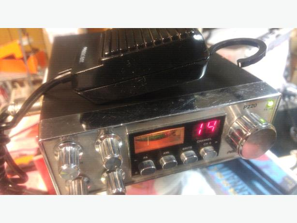 President P220 CB Radio w/ echo - 80.00 FIRM