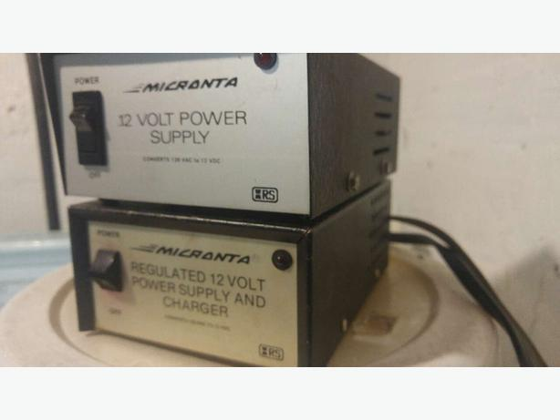 **READ AD**Micronta Power Supply x2 - 30.00 FIRM