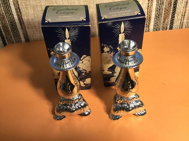 Avon Candlestick Holders
