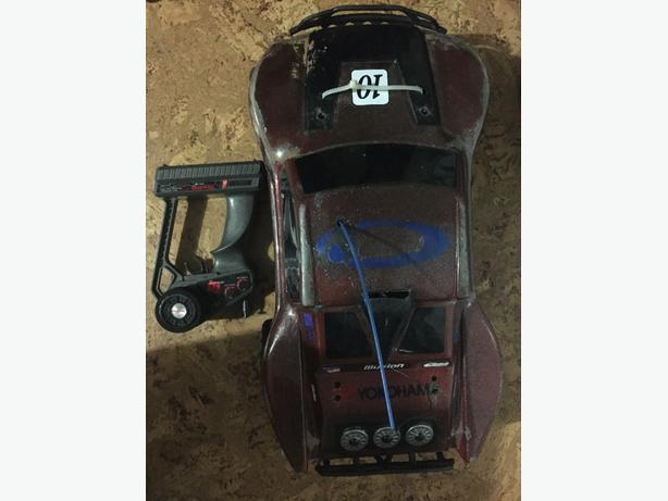 2x4 traxxas slash