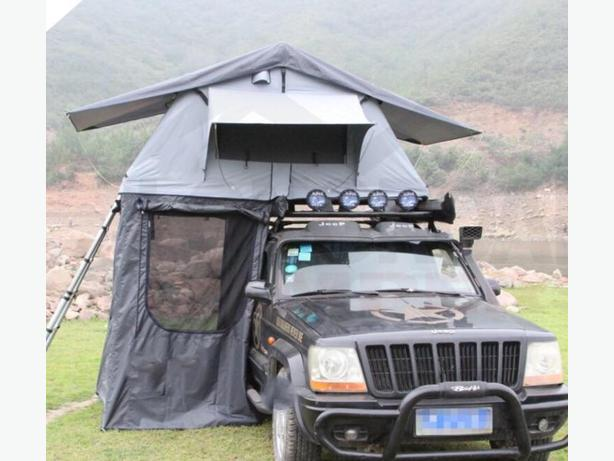Roof-Top Tent from Aurora Tents